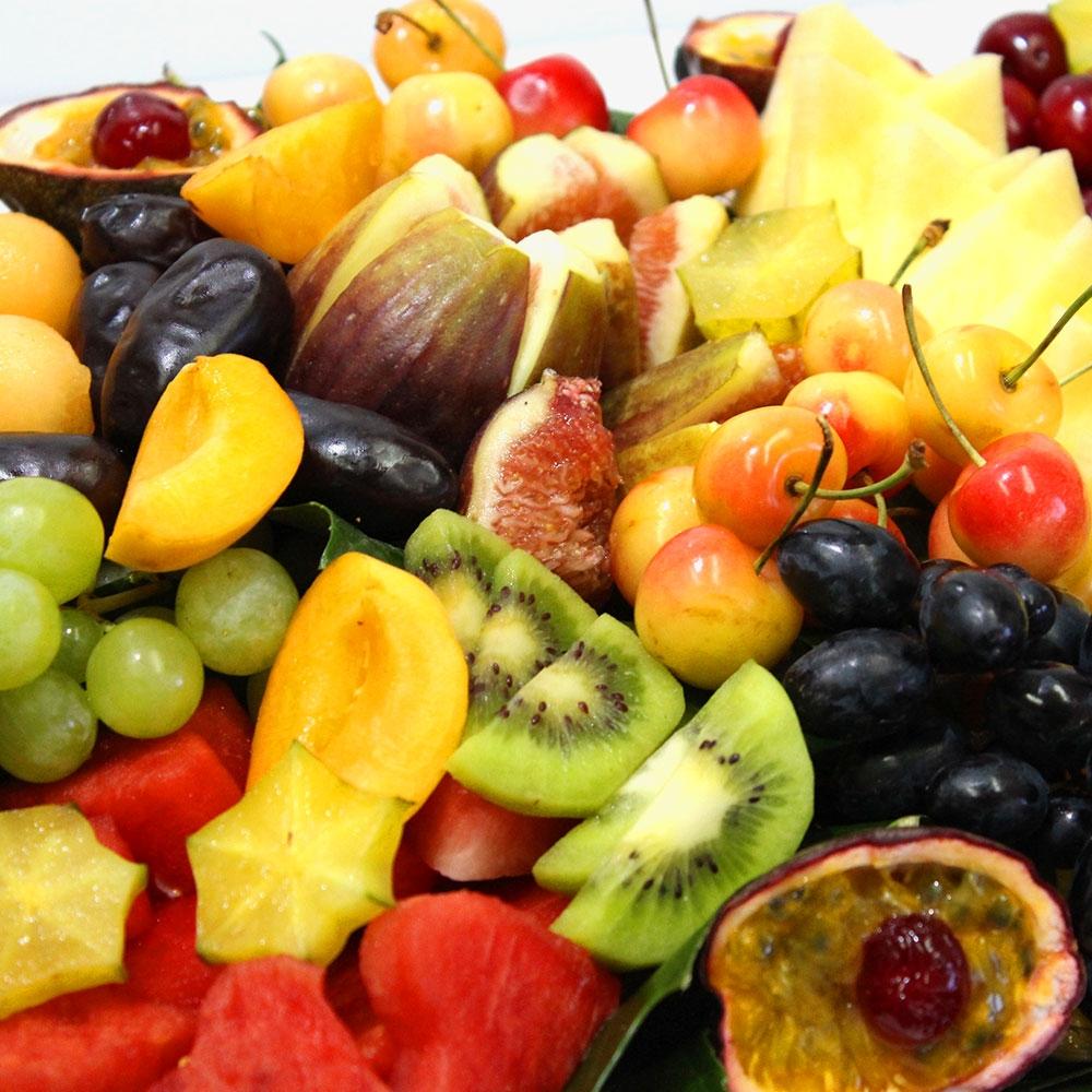 מגש פירות לראש השנה