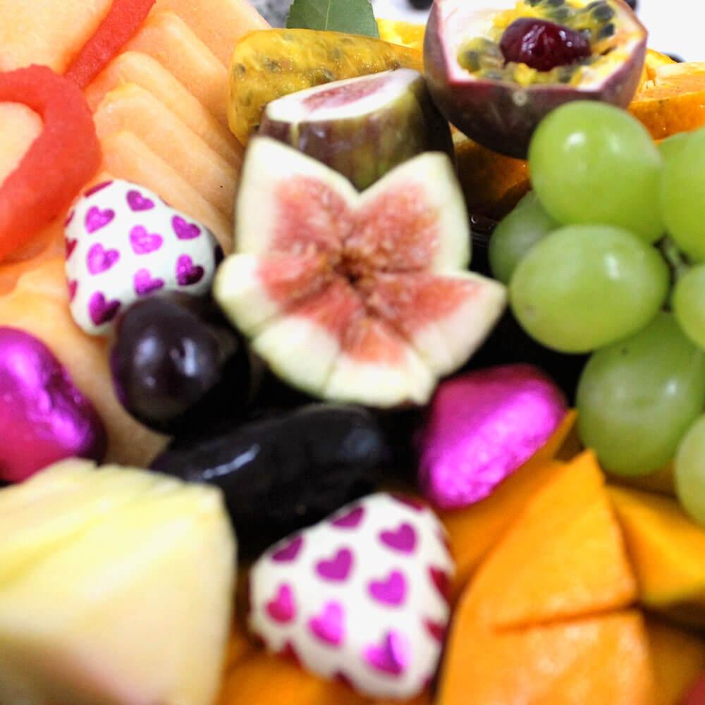 מגש פירות ליולדת