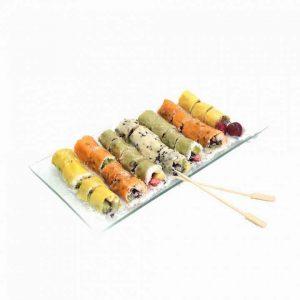 מגש סושי פירות 24 יחידות