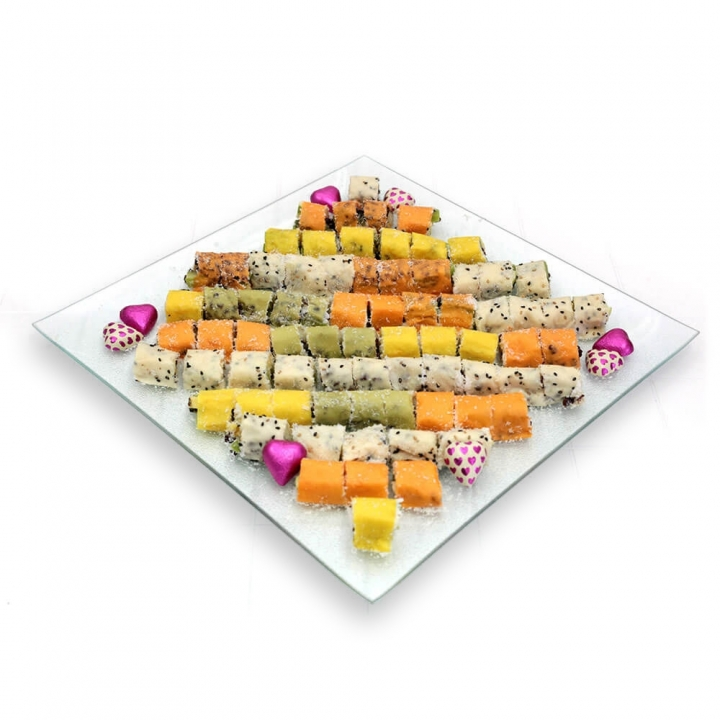 סושי פירות 70 יח