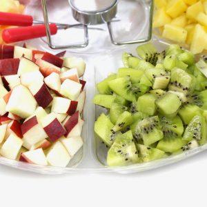 מגש פירות פונדו