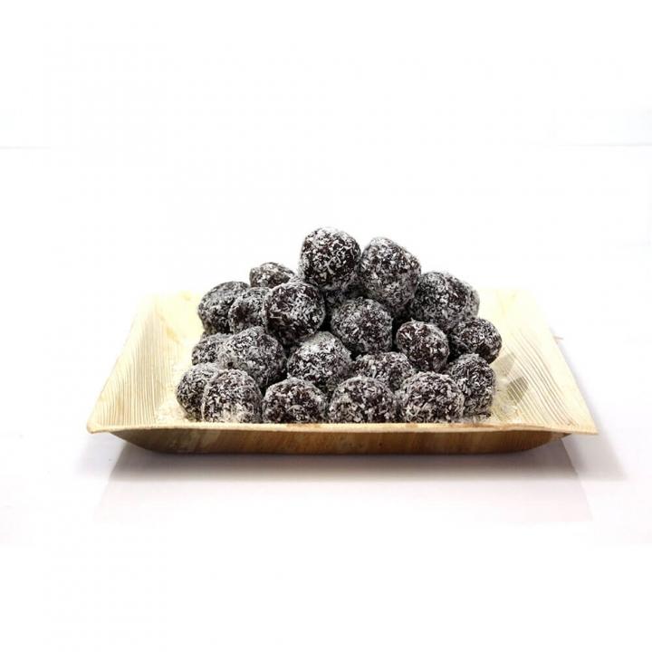 מגש כדורי שוקולד