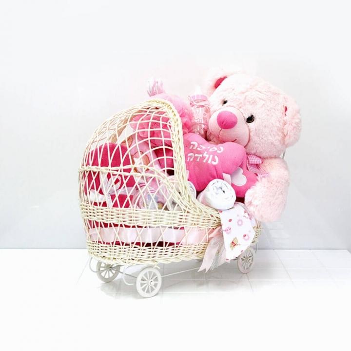 מארז עגלה לתינוק