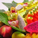 מגשי פירות רחובות
