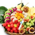 מגשי פירות לאירועים